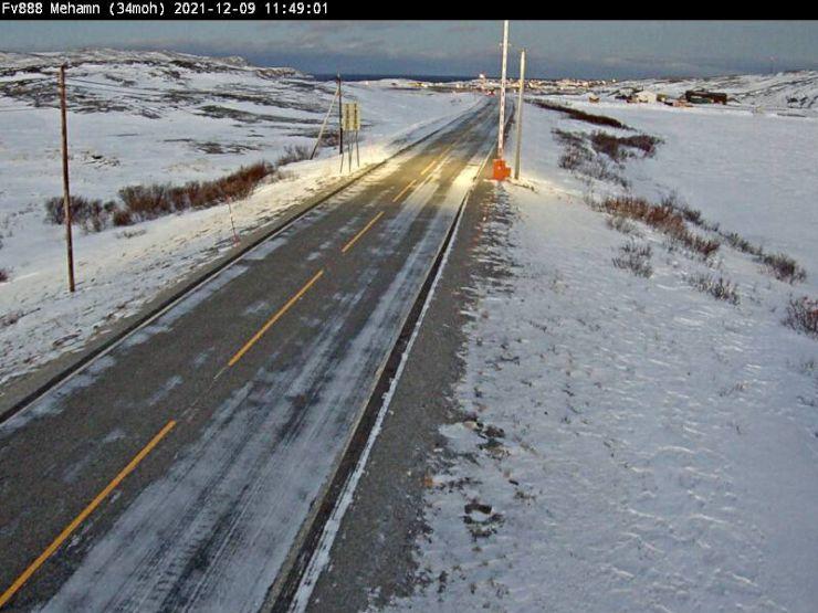 Bilde til isvarselet for Finnmark