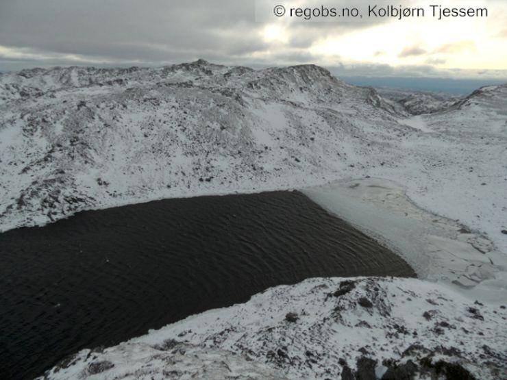 Bilde til isvarselet for Rogaland - Agder