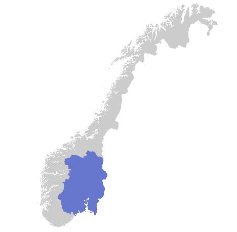 Varslingsområde Østlandet