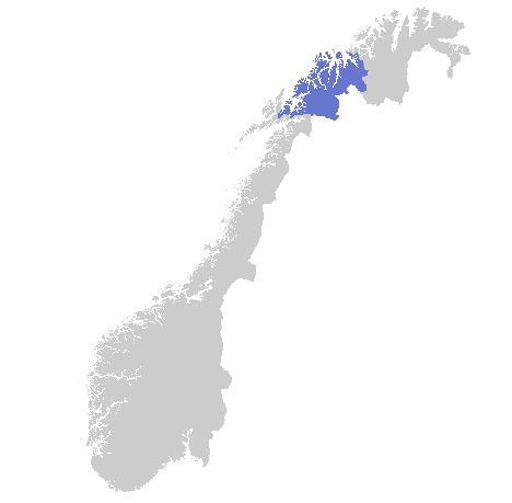 Varslingsområde Troms