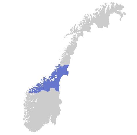 Varslingsområde Trøndelag - Møre og Romsdal